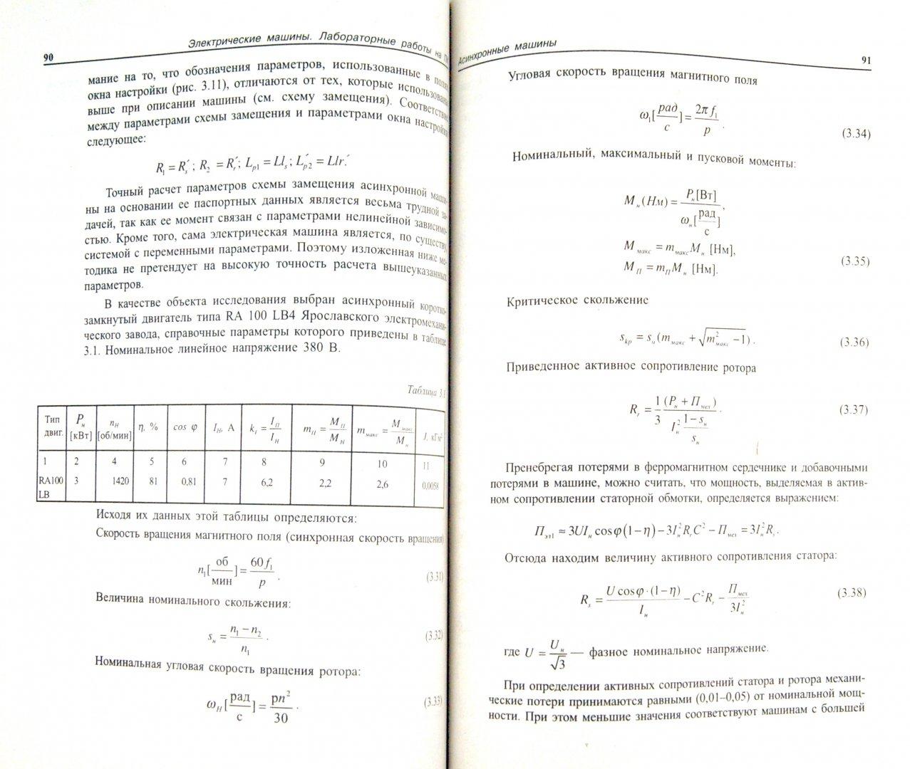 Иллюстрация 1 из 11 для Электрические машины. Лабораторные работы на ПК (+ дискета) - Герман-Галкин, Кардонов | Лабиринт - книги. Источник: Лабиринт