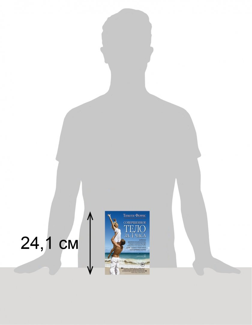 Иллюстрация 19 из 27 для Совершенное тело за 4 часа - Тимоти Феррис   Лабиринт - книги. Источник: Лабиринт