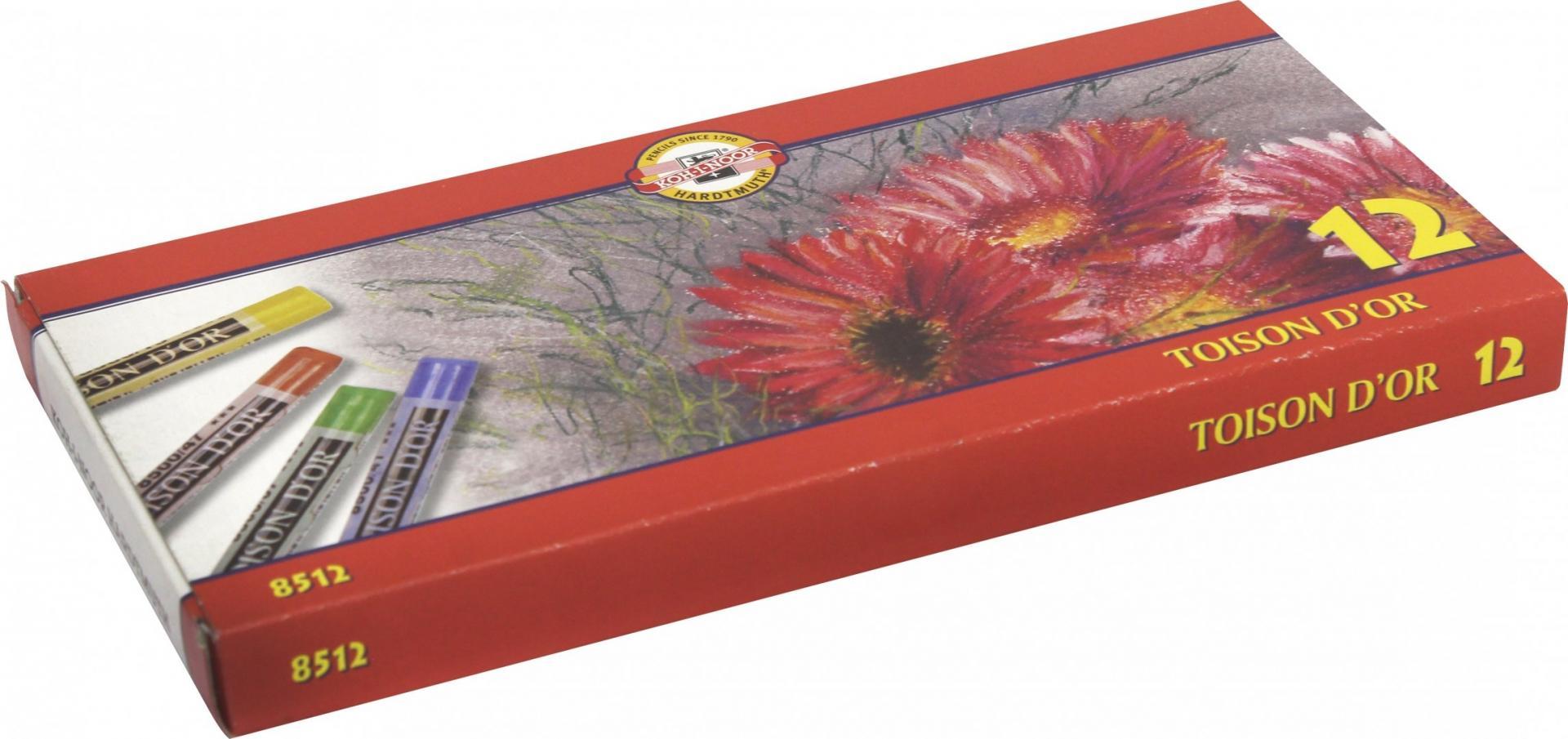 Иллюстрация 1 из 10 для Пастель сухая, 12 цветов (8512) | Лабиринт - канцтовы. Источник: Лабиринт