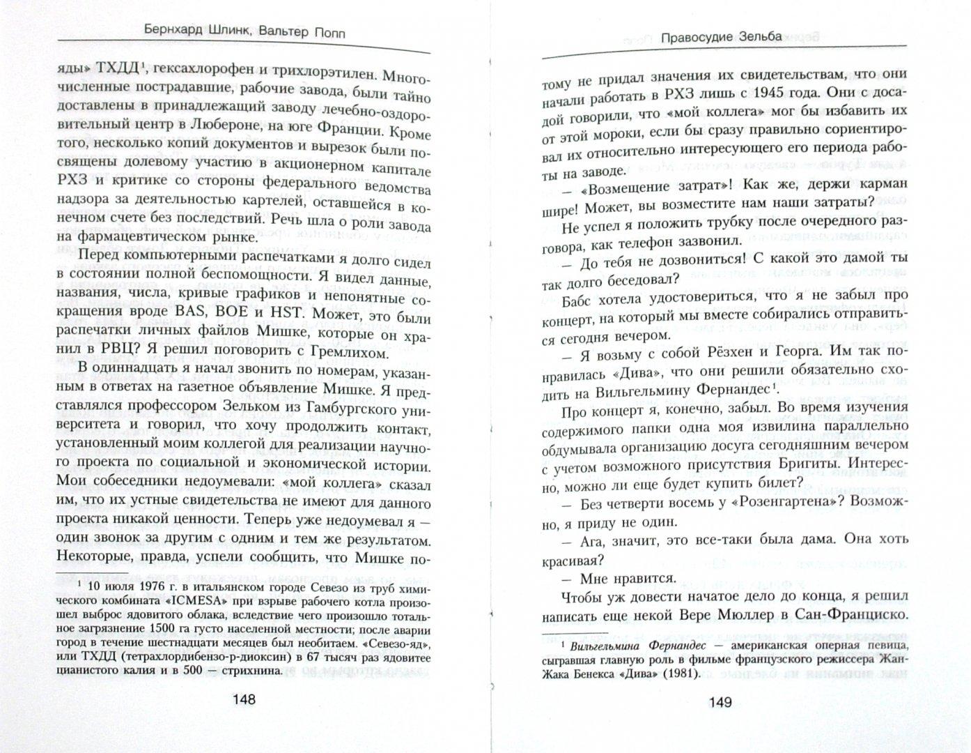 Иллюстрация 1 из 16 для Правосудие Зельба - Шлинк, Попп | Лабиринт - книги. Источник: Лабиринт