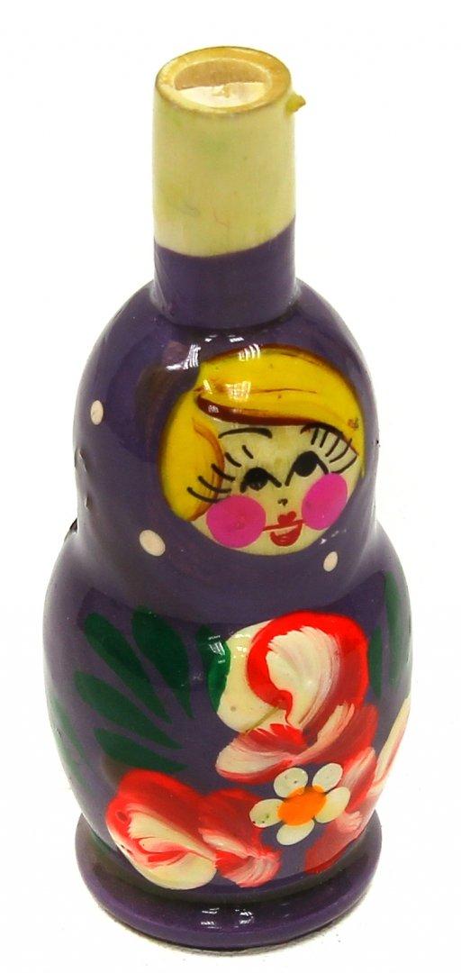 Иллюстрация 1 из 2 для Свистулька расписная малая, в ассортименте (Д-347) | Лабиринт - игрушки. Источник: Лабиринт