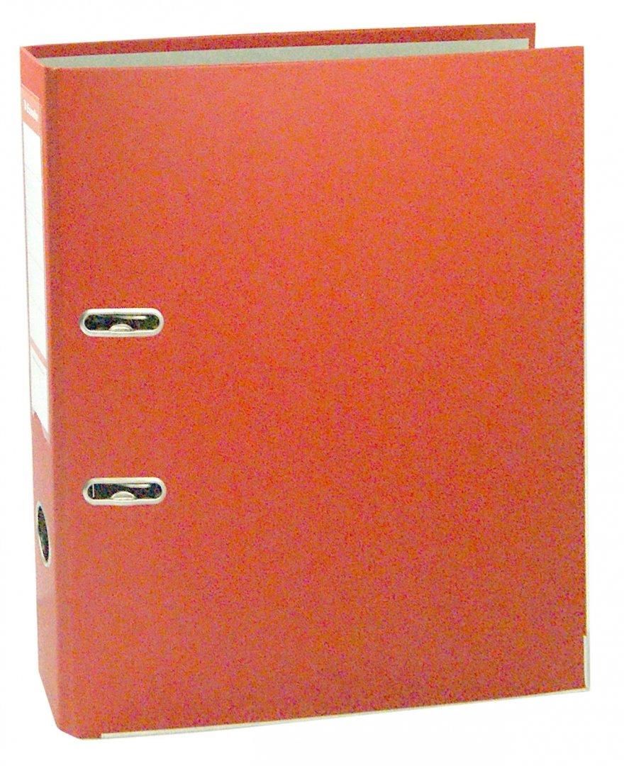 Иллюстрация 1 из 5 для Папка с арочным механизмом A4 (50 мм, красная) (81193P)   Лабиринт - канцтовы. Источник: Лабиринт