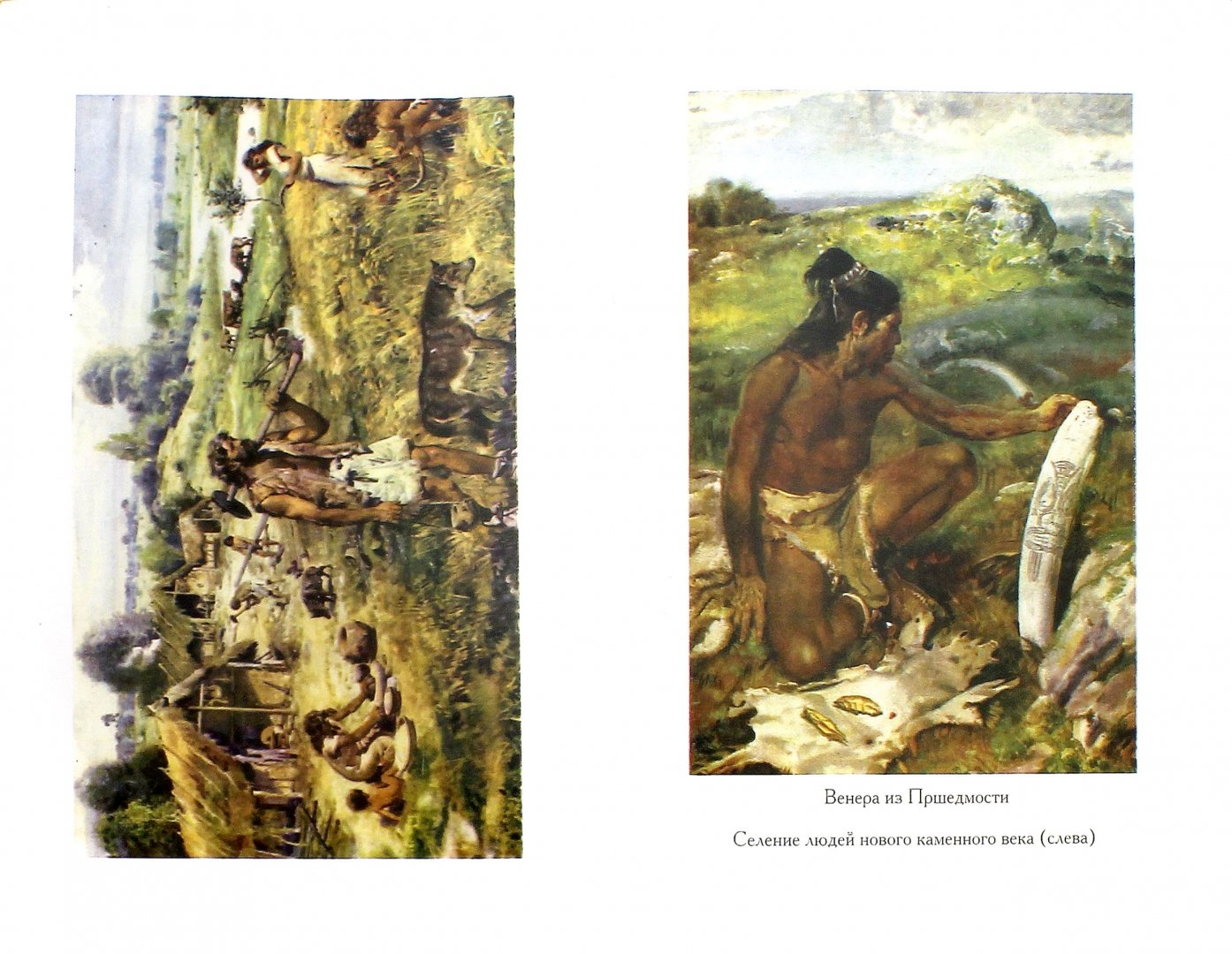 Иллюстрация 1 из 7 для Древние люди - Е. Кют | Лабиринт - книги. Источник: Лабиринт