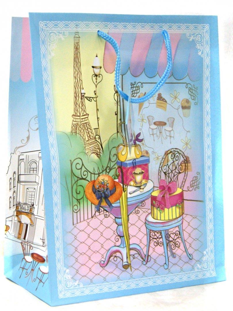 Иллюстрация 1 из 5 для Пакет бумажный 26*32.4*12.7 см (35973)   Лабиринт - сувениры. Источник: Лабиринт