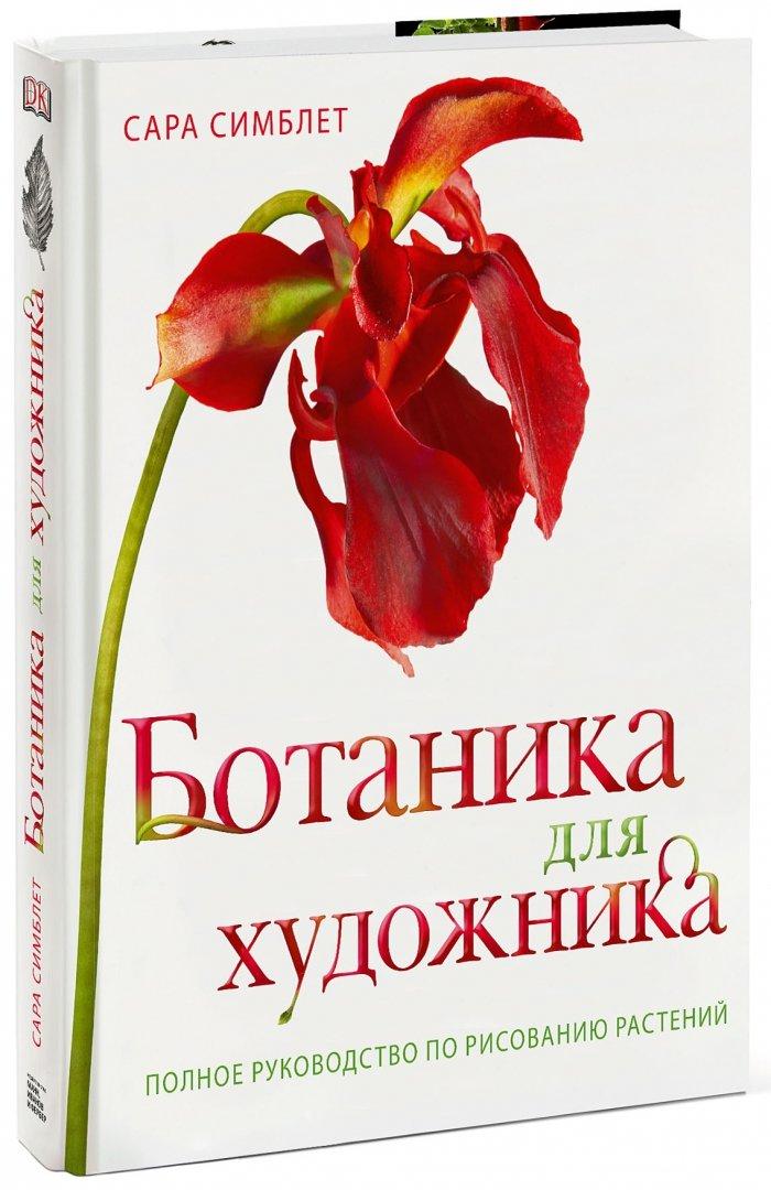 Иллюстрация 1 из 40 для Ботаника для художника. Полное руководство по рисованию растений - Сара Симблет | Лабиринт - книги. Источник: Лабиринт