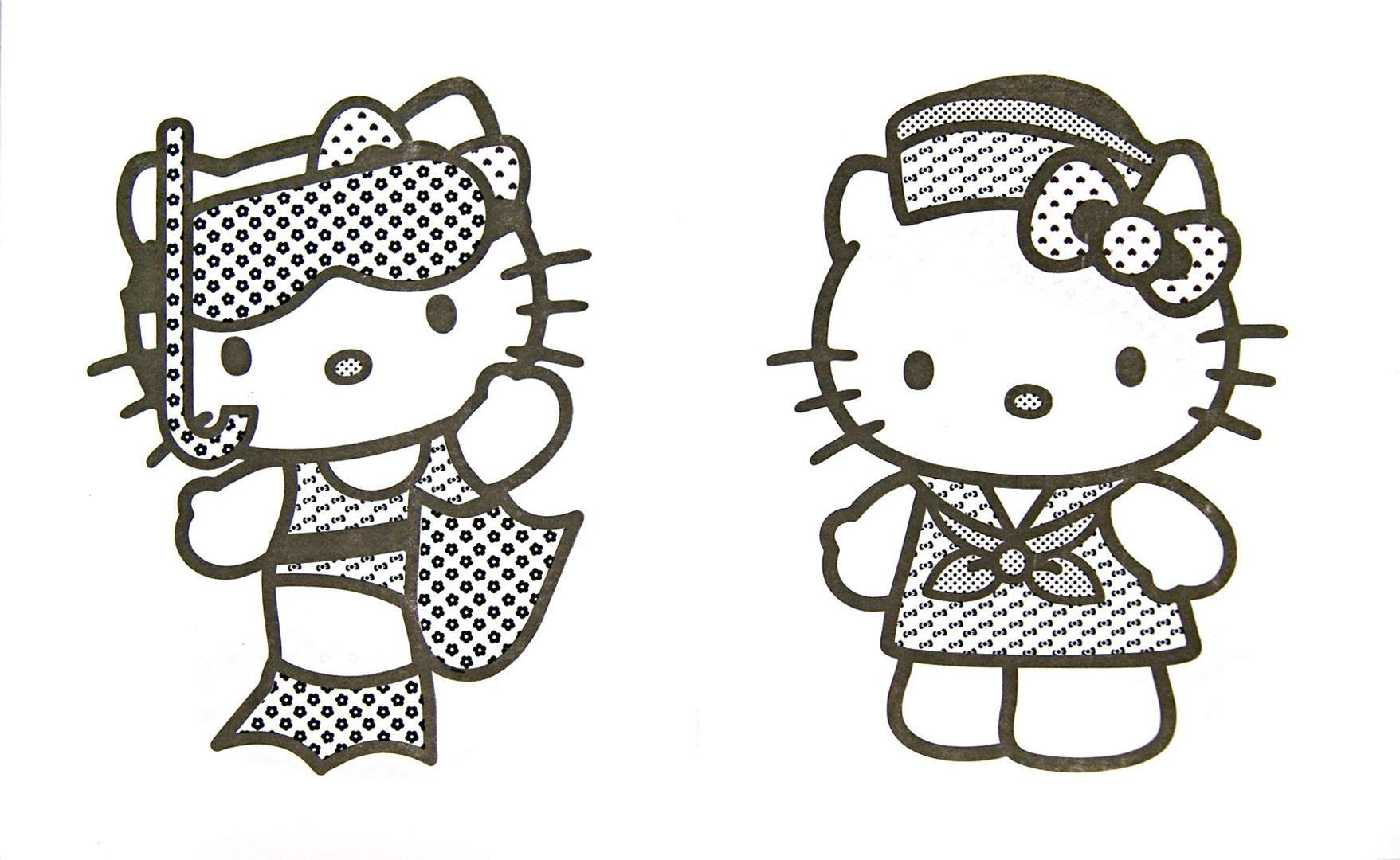Иллюстрация 2 из 2 для Hello kitty. Волшебная радуга   Лабиринт - книги. Источник: Лабиринт