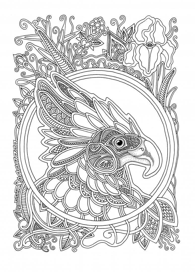 иллюстрация 9 из 40 для ветер уносит цветы книга раскраска