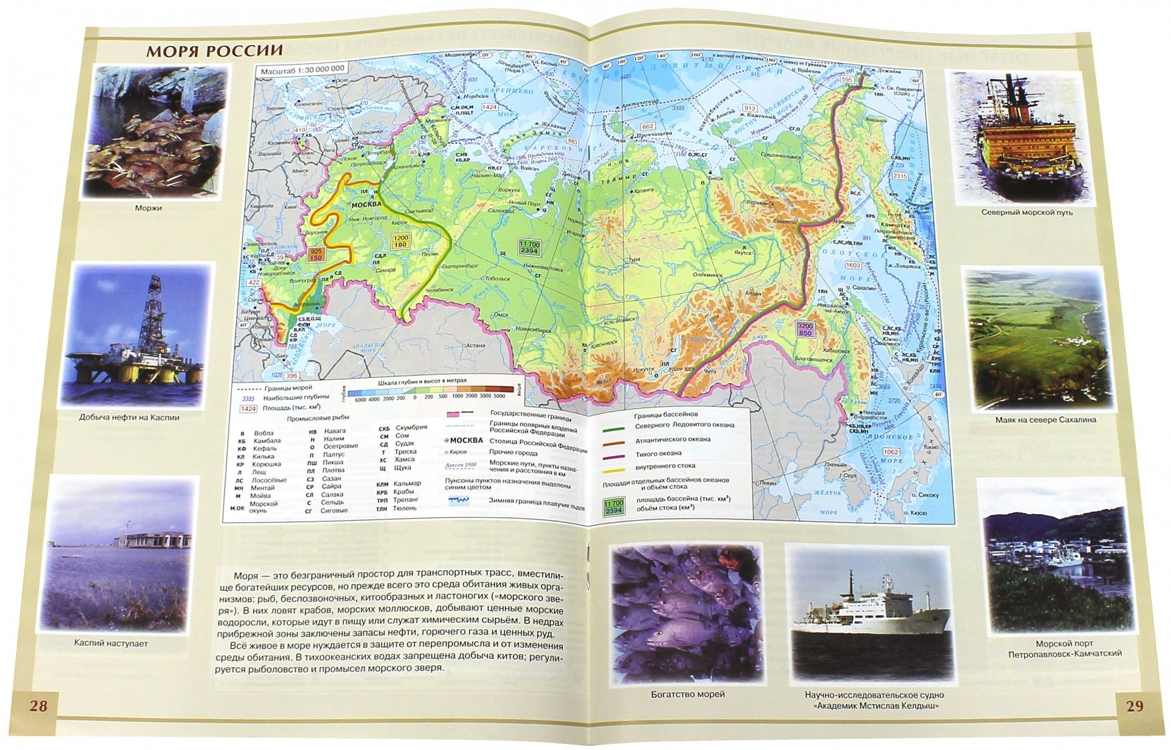 Иллюстрация 1 из 18 для География. 8 класс. Атлас. ФГОС | Лабиринт - книги. Источник: Лабиринт