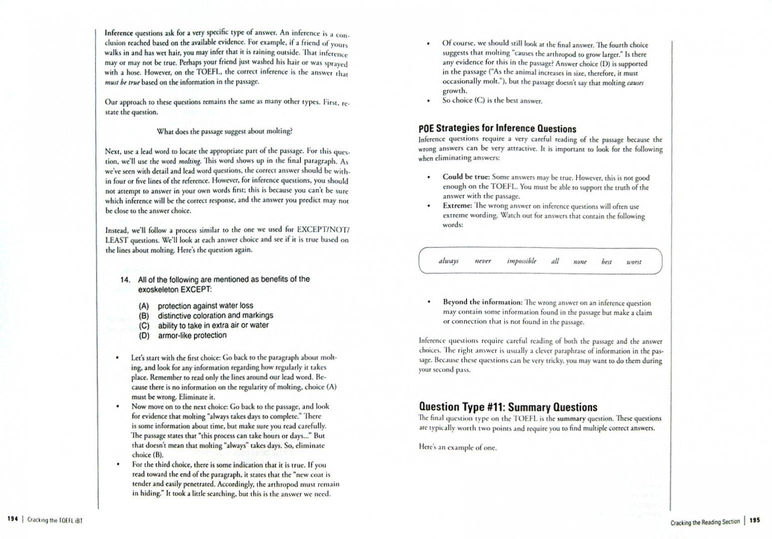 Иллюстрация 1 из 8 для Cracking TOEFL iBT. 2014 Edition (+CD) - Pierce, Kinsell   Лабиринт - книги. Источник: Лабиринт