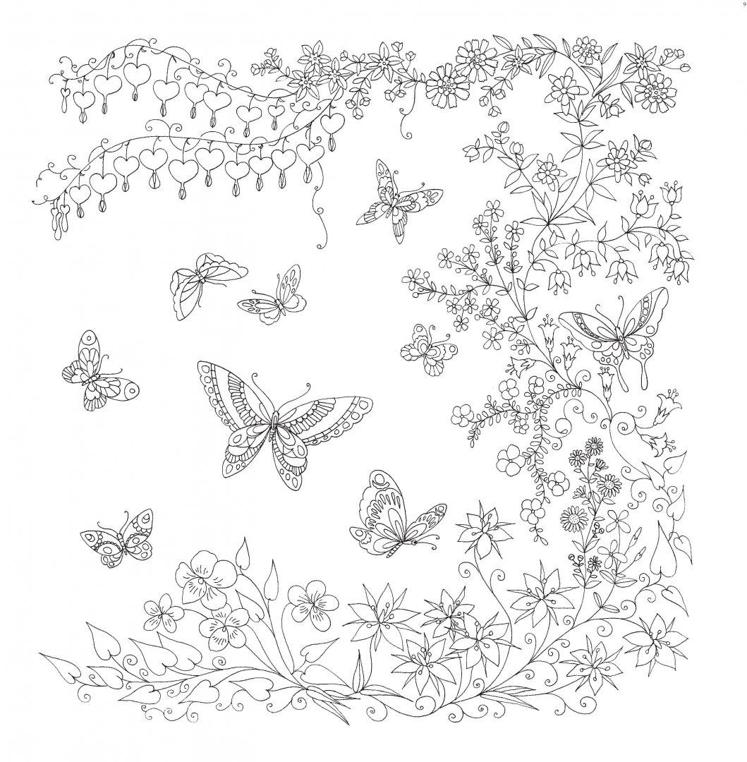 Иллюстрация 10 из 14 для Сказочные принцессы и феи ...