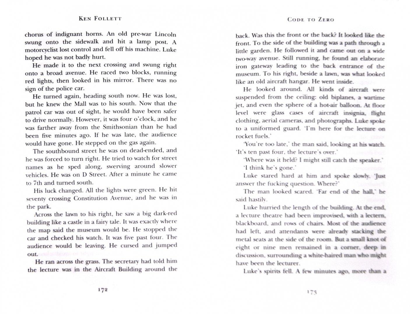 Иллюстрация 1 из 10 для Code to Zero - Ken Follett | Лабиринт - книги. Источник: Лабиринт