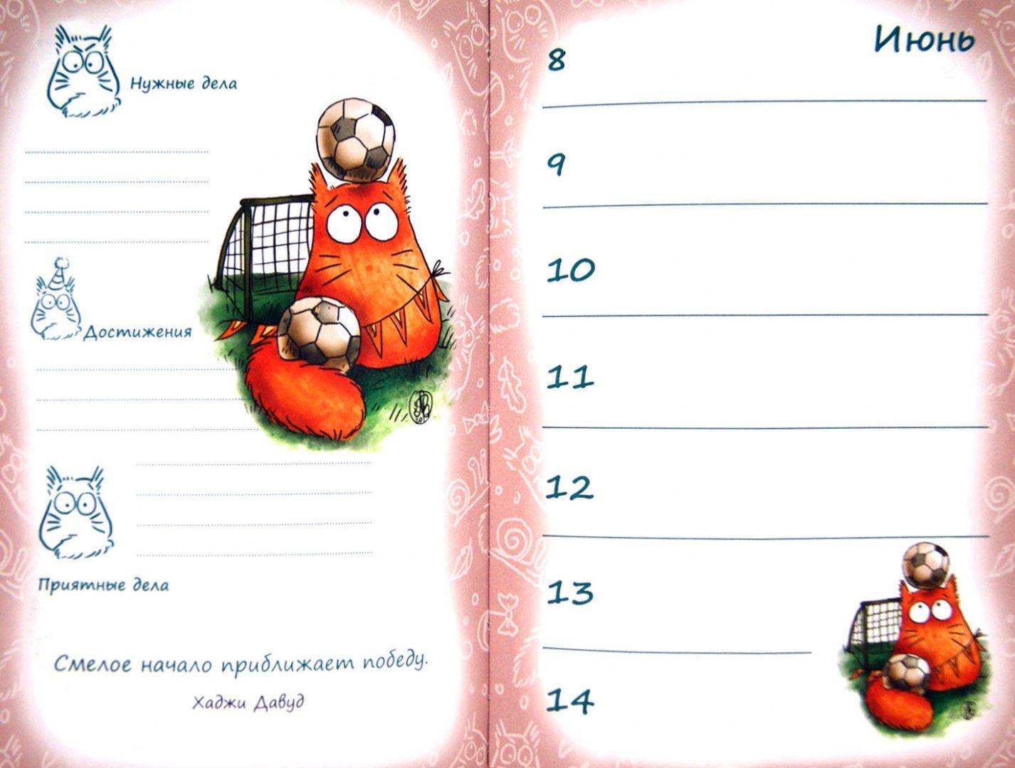 Иллюстрация 1 из 36 для Ежедневник-антидепрессант. Кот Pookie в мире мудрых мыслей, А5 - Брюгген Ван   Лабиринт - канцтовы. Источник: Лабиринт